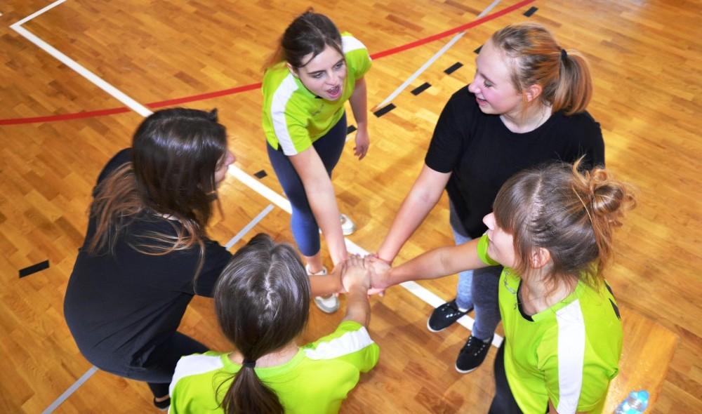 Międzynarodowy turniej w siatkówkę dziewcząt
